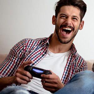 テレビゲームのテーマ画像