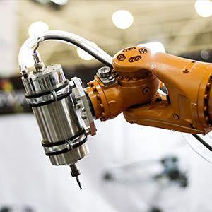 インダストリアルロボットのテーマ画像
